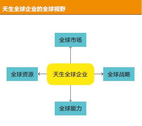 天生全球企业:中国的崛起